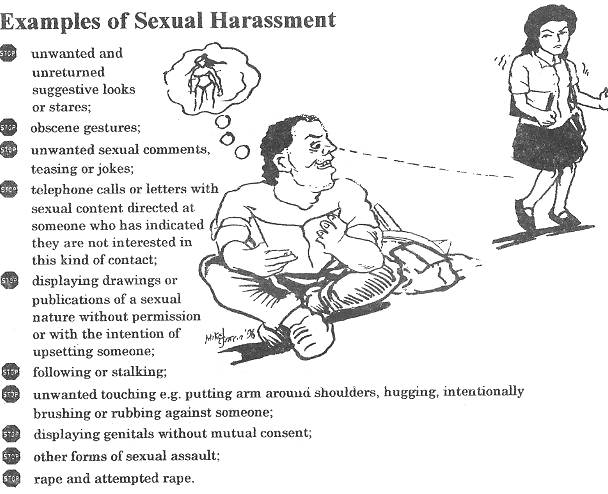 Sexual Harassment - What is Sexual Harassment?
