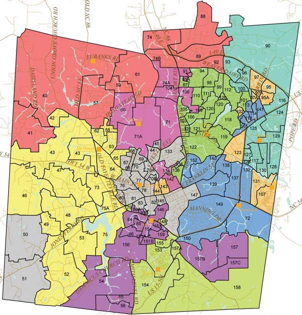 Redistricting Plan 9D