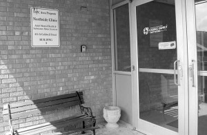 Photo by Ava Barlow. In 2006, as the result of an overhaul of the state's mental health care system, the OPC Area Program began outsourcing the majority of its services. Though still open, there's been a vast reduction of services at the Northside clinic as a result.