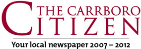 The Carrboro Citizen Logo Image