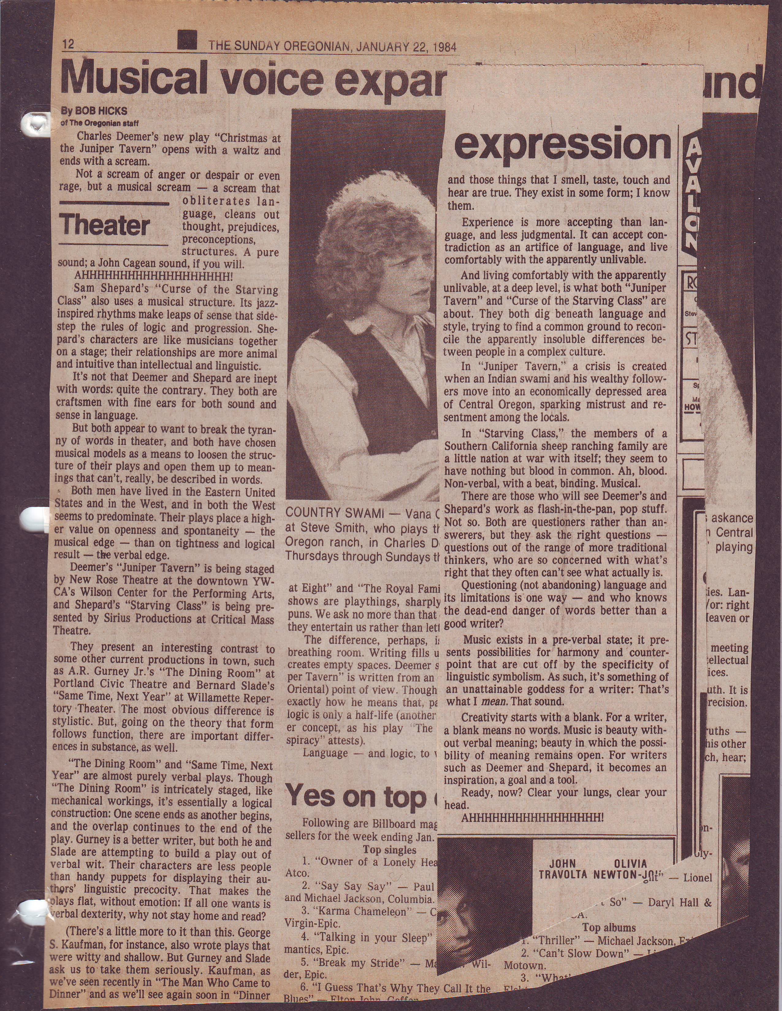 How to scrapbook with newspaper articles - Article