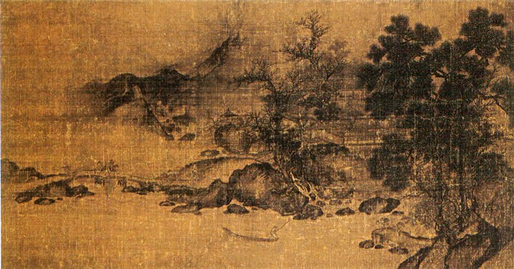 northern sung dynasty landscape painting influences essay Song dynasty arts and culture painting and ceramics of northern/southern song (mountain-water) landscape art was embodied by the likes of.