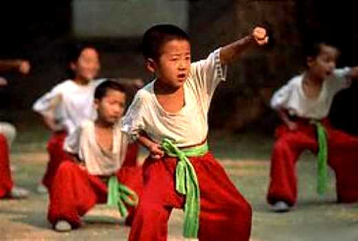 Influence Of Chinese Martial Arts