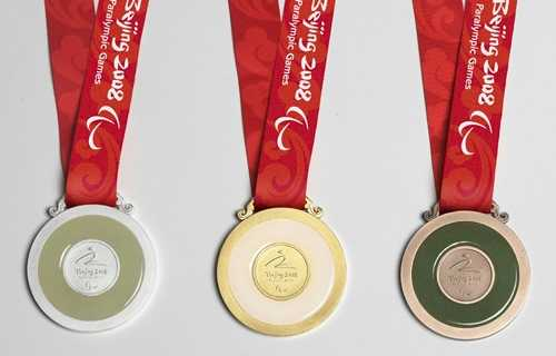 Medaillen Paralympics
