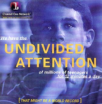 an introduction to schools advertising on television Persuasive techniques in advertising  wrap up this section of the lesson by using the advertising advantages: television vs print vs online to engage students.