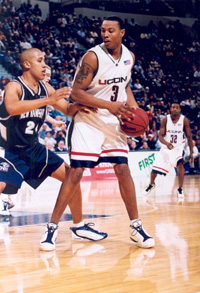 Image result for caron butler uconn