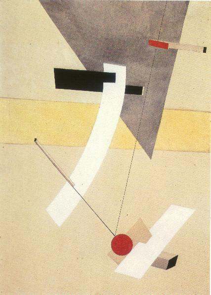 Some works by El Lissitzky
