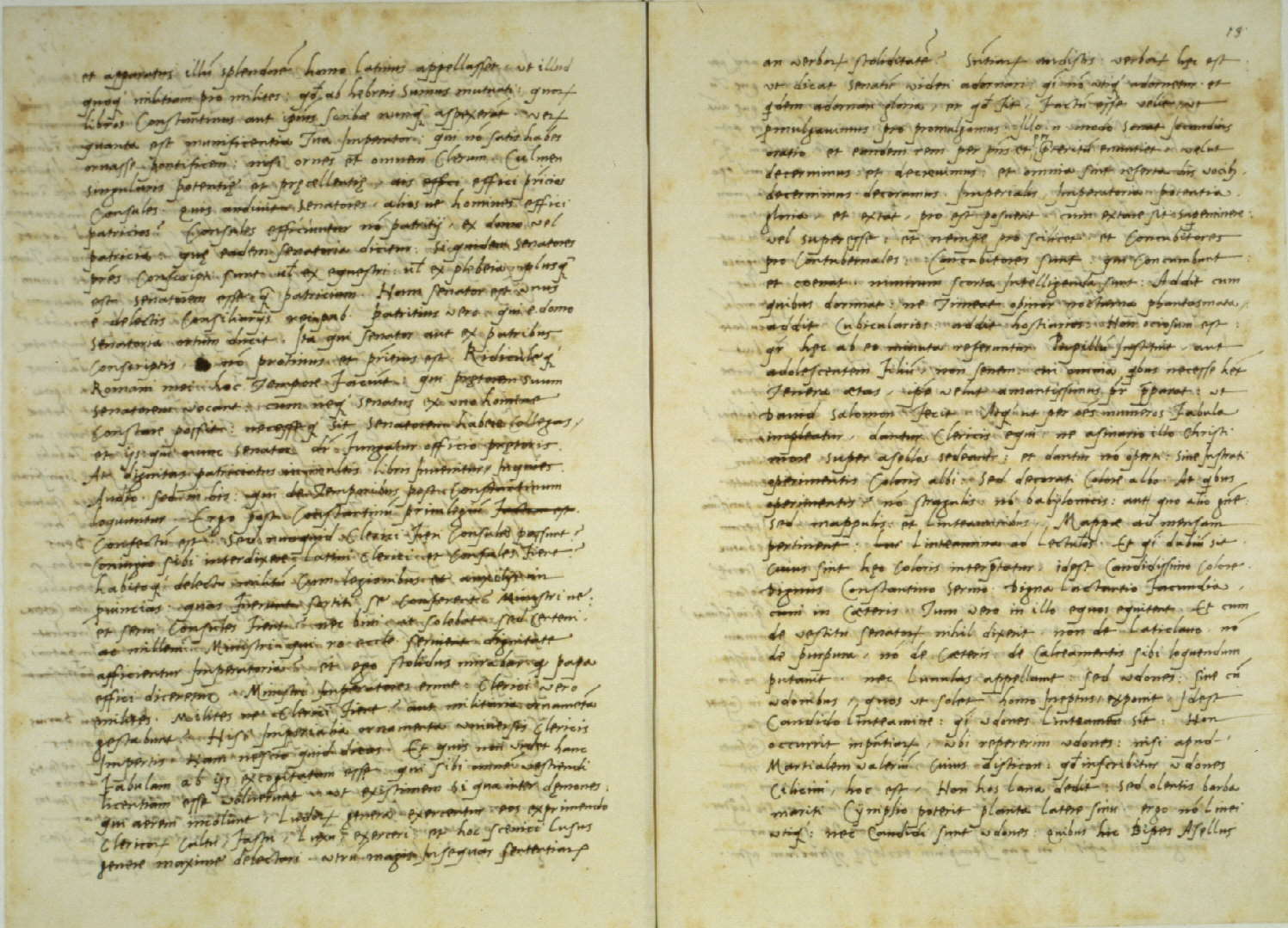 the rule of constantine essay By the year 323, constantine had brought the entire roman empire under his rule at this time, a quarrel threatened the division of christianity into two separate churches arius, a priest in alexandria, egypt, insisted that christ was not equal to the father, because he was created by him.