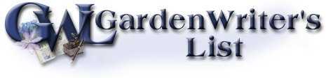Gardenwriters List Website