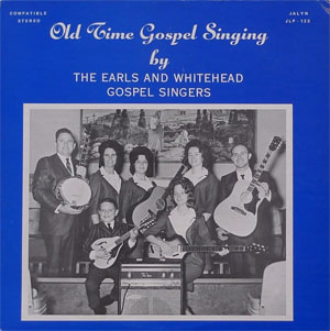 Bluegrass Discography: Viewing full record for Old time gospel singing