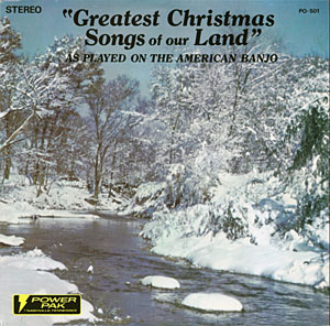 song information - Bluegrass Christmas Songs