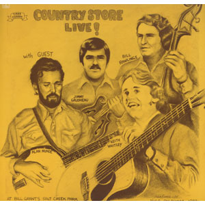 Bluegrass discography viewing full record for live for Cabine di hugo salt creek