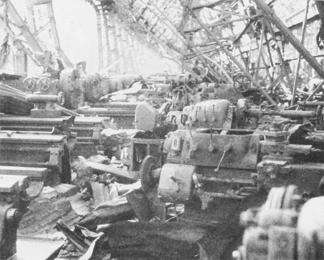 Hyperwar Ussbs The Effects Of Atomic Bombs On Hiroshima