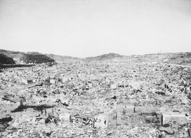 consequences of atomic bomb on hiroshima Atomic bomb is dropped on hiroshima url  at least another 60,000 would be dead by the end of the year from the effects of the fallout us president harry s truman, discouraged by the .