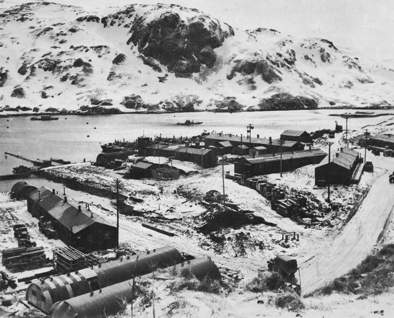 Building The Navy S Bases In World War Ii Chapter 23
