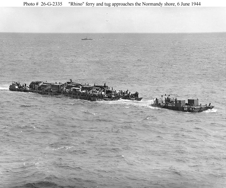 D Day Invasion Boats