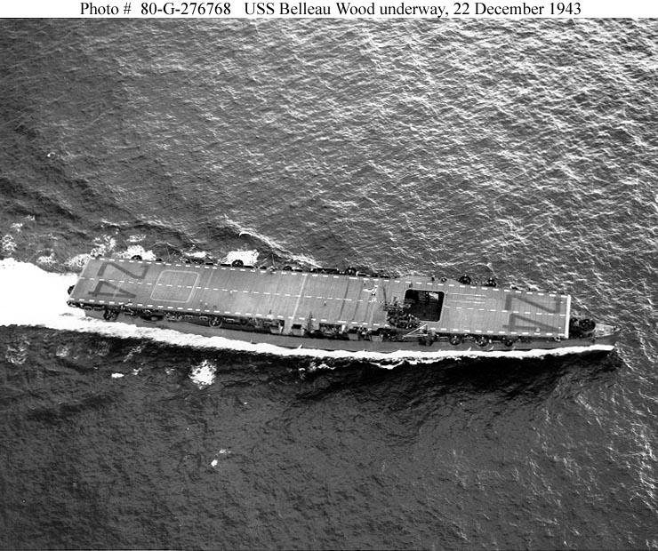 usn ship types
