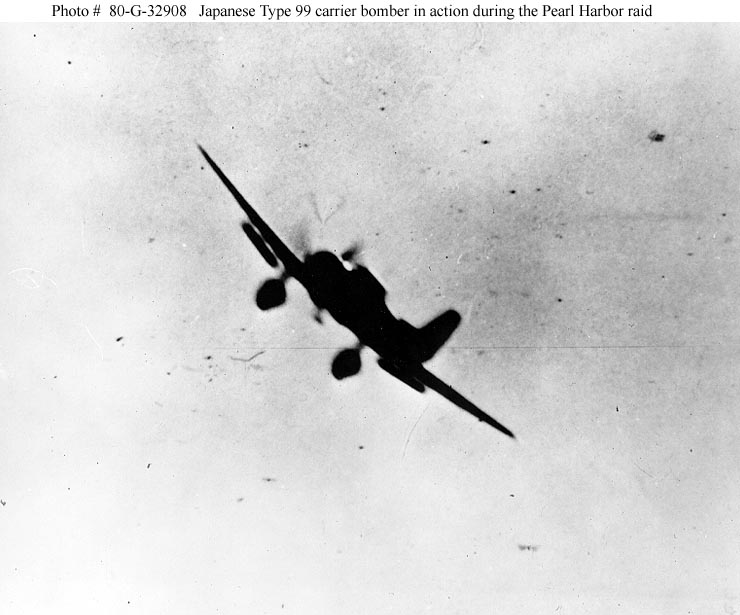 a report of the 1941 pearl harbor attack by japanese planes There are a total of 23 pearl harbor aircraft (december 7th, 1941) - combat warplanes of the japanese surprise attack on pearl harbor, hawaii in the military factory entries are listed below in alphanumeric order.