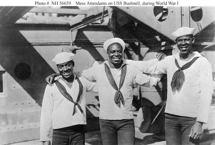 african americans as sailors and soldiers Black soldiers in the us military during (although they had served in the american revolution and in the war the us national archives and records.