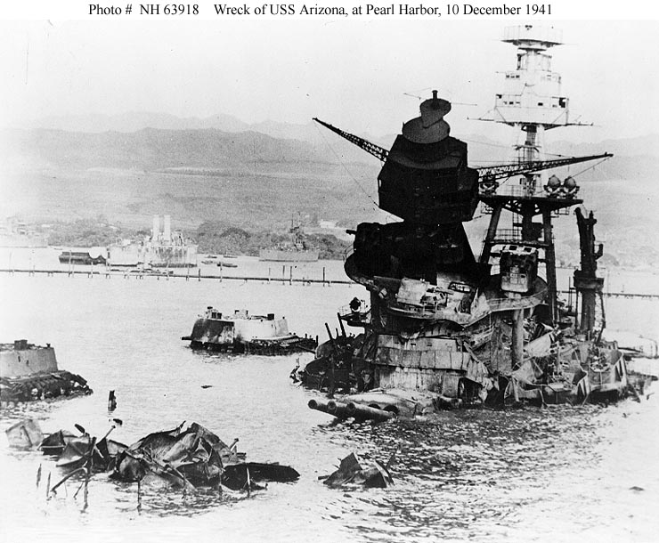 the historical background of the pearl harbor attack in 1941 A look at the history of pearl harbor, the area called wai momi meaning water of pearl prior to the japanese attack on december 7, 1941.