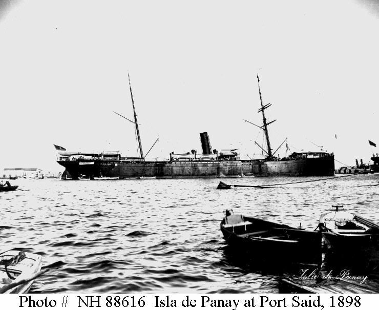 spanish ships