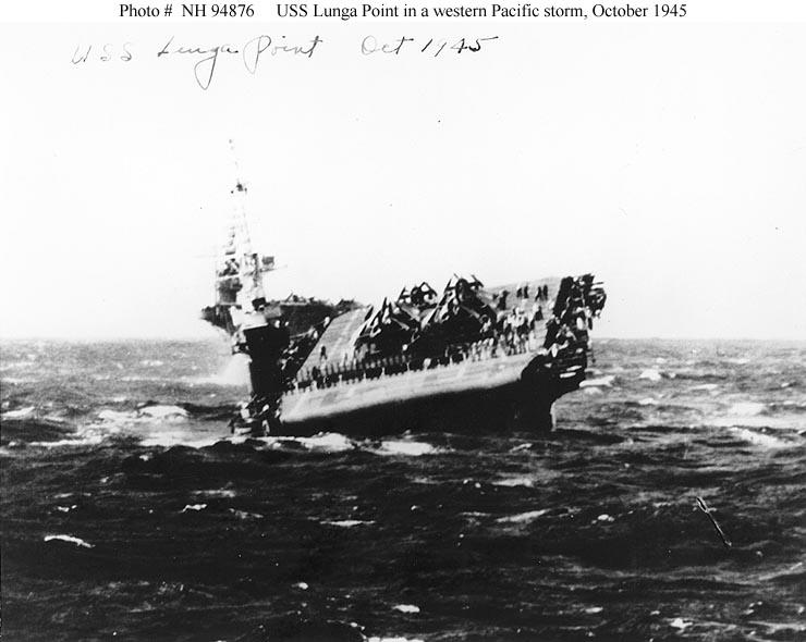escort carriers ww2
