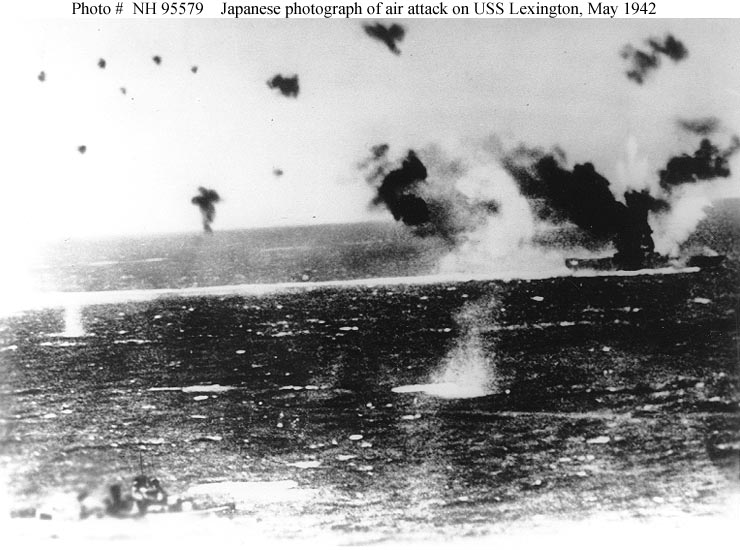 battle of corral sea Battle of the coral sea, 4-8 may 1942 japanese intentions by april 1942 the japanese had formed a defensive perimeter which stretched from the kuriles southward through the marshall islands to new britain, then westwards to java, sumatra, the andaman islands and burma.