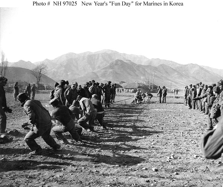Korean War--Land Operations, 25 November 1950