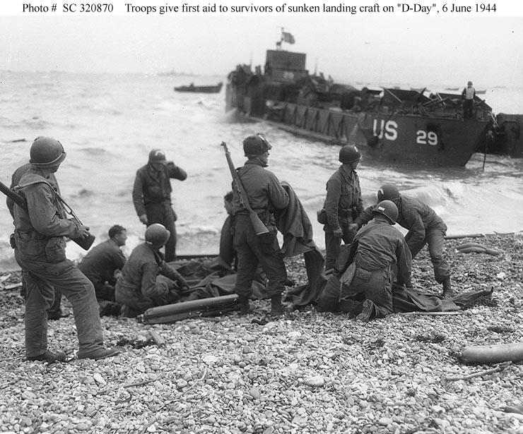 name of d-day landing craft
