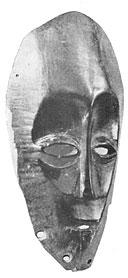 Warega mask