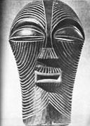 Bakuba mask