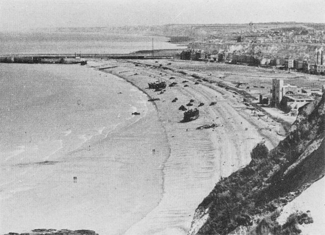 d day landings dieppe