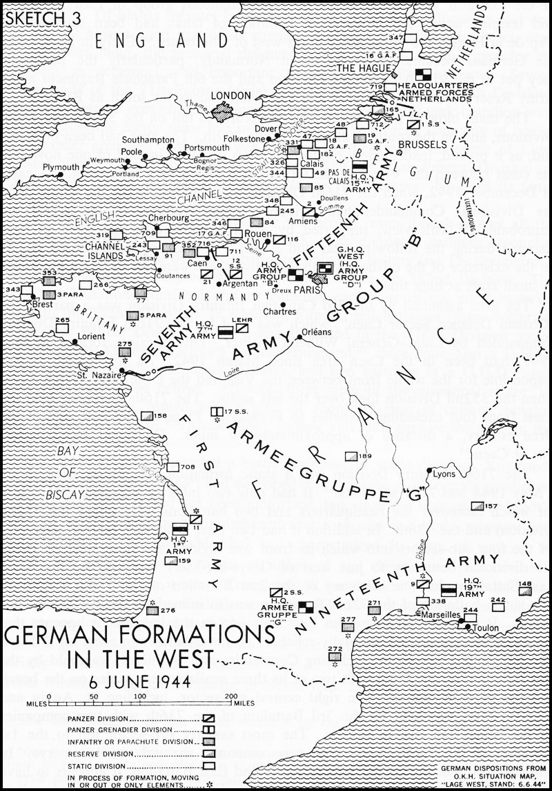 SS-Divisions go West or stay in the East - Axis History Forum