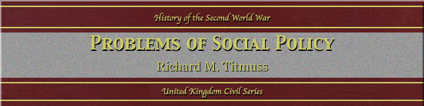 HyperWar Problems of Social Policy [Chapter XIX]
