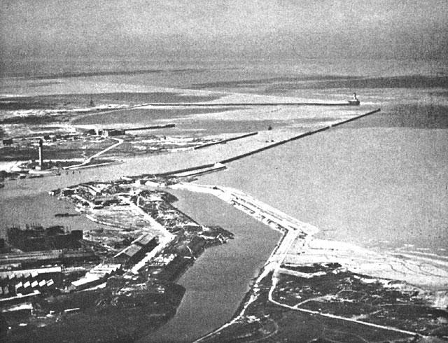 Dunkirk Map 1940