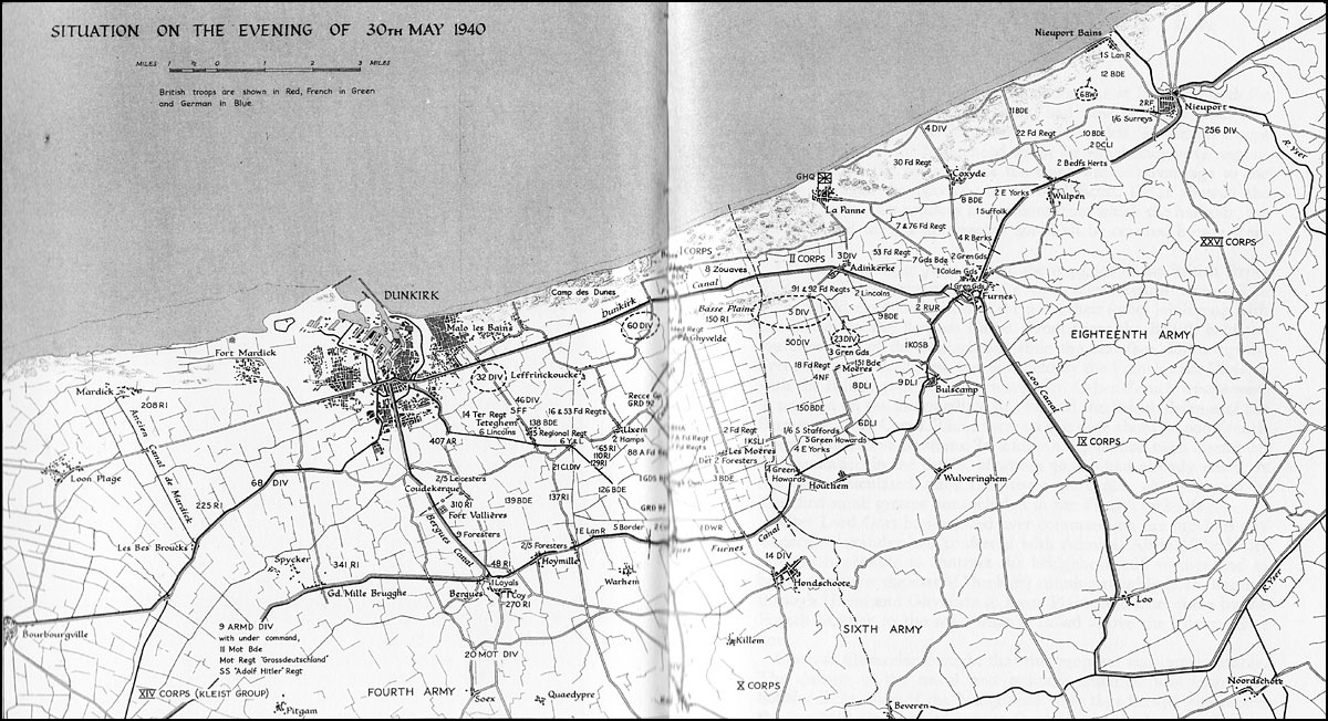 evacuation coursework history