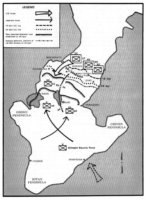 Japanu0027s Battle Of Okinawa