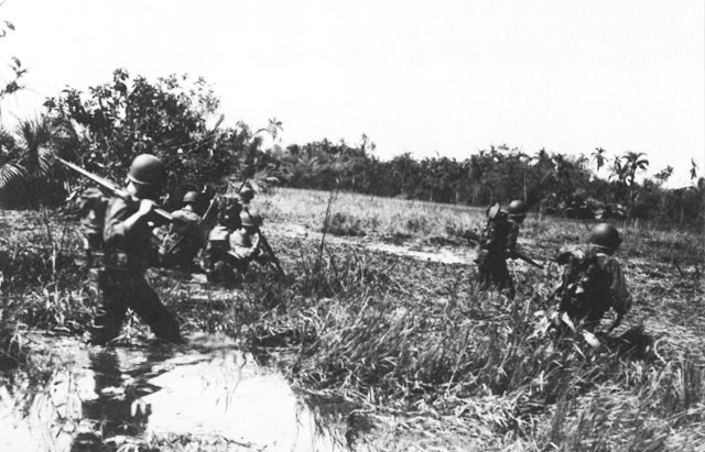 "1st Air Cavalry Division ""The First Team"" USA-C-Leyte-2"
