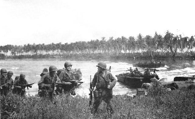HyperWar: The U.S. Army Campaigns of World War II: New Guinea