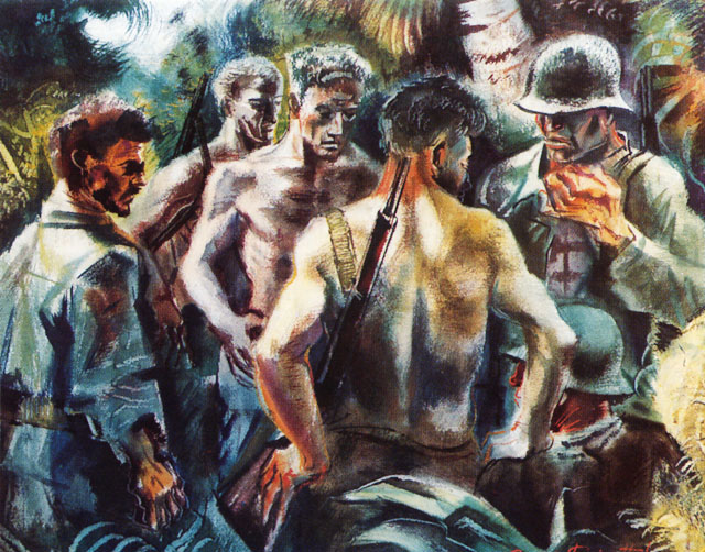 HyperWar: The U.S. Army Campaigns of World War II: New Guinea