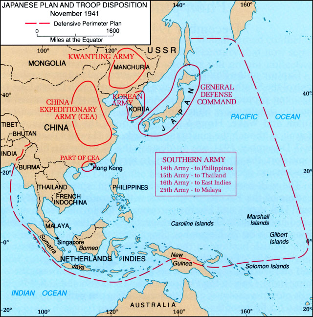 Hyperwar the us army campaigns of world war ii philippine islands the strategic setting gumiabroncs Images