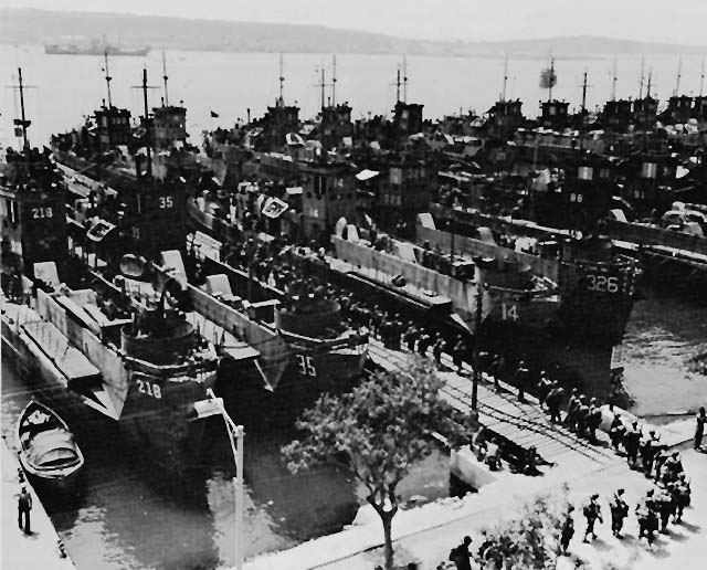 US invasion of Sicily