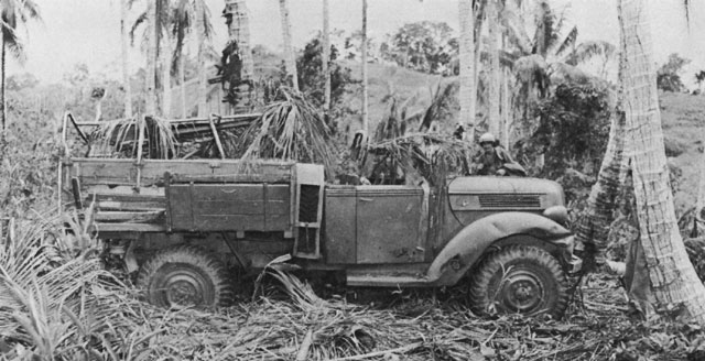 Hyperwar Us Army In Wwii Guadalcanal The First Offensive
