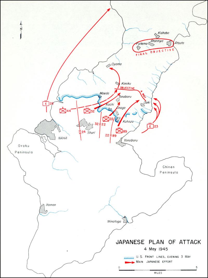 Attractive ... Http://www.ibiblio.org/hyperwar/USA/USA P Okinawa/maps/USA P Okinawa  37.