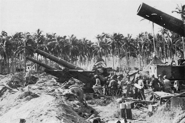 HyperWar: US Army in WWII: Leyte: The Return to the ...