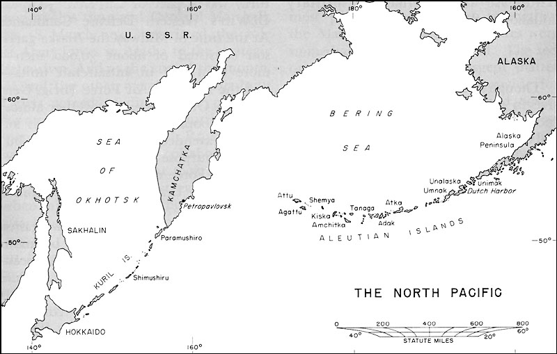 world map japan us. Map 6: The North Pacific