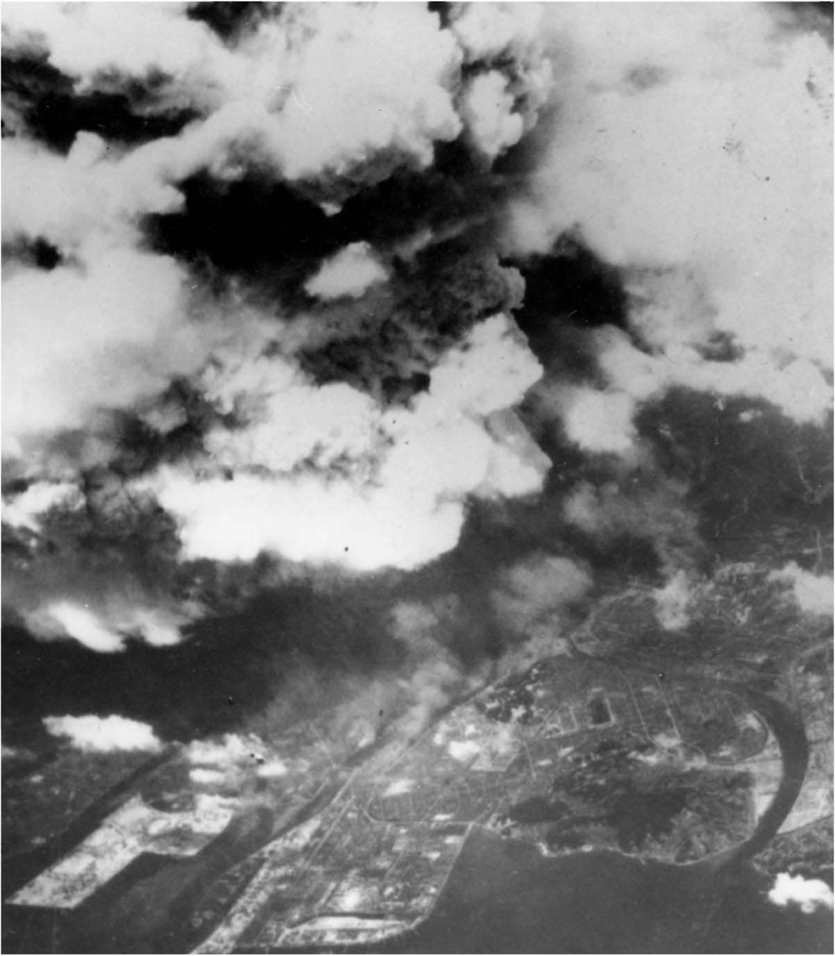 a history of the american attack on hiroshima For years debate has raged over whether the us was right to drop  the first  bomb, dropped on the city of hiroshima on 6 august 1945,  here, history extra  readers george evans-hulme and roy ceustermans debate.