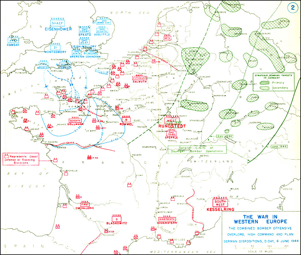Combined bomber offensive