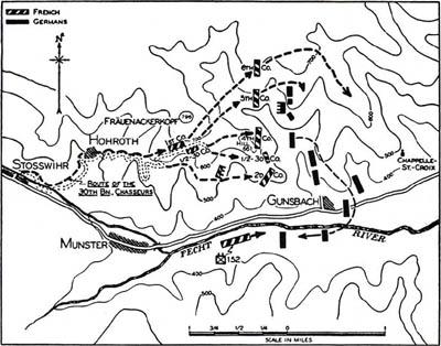 infantry in battle 112th Infantry Divison ex le 5