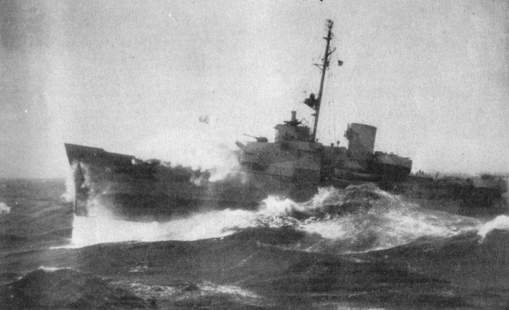 HyperWar: The Coast Guard at War--V.1: Escorts (Part II ...